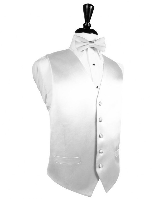 Willow Luxury Satin Tuxedo Vest