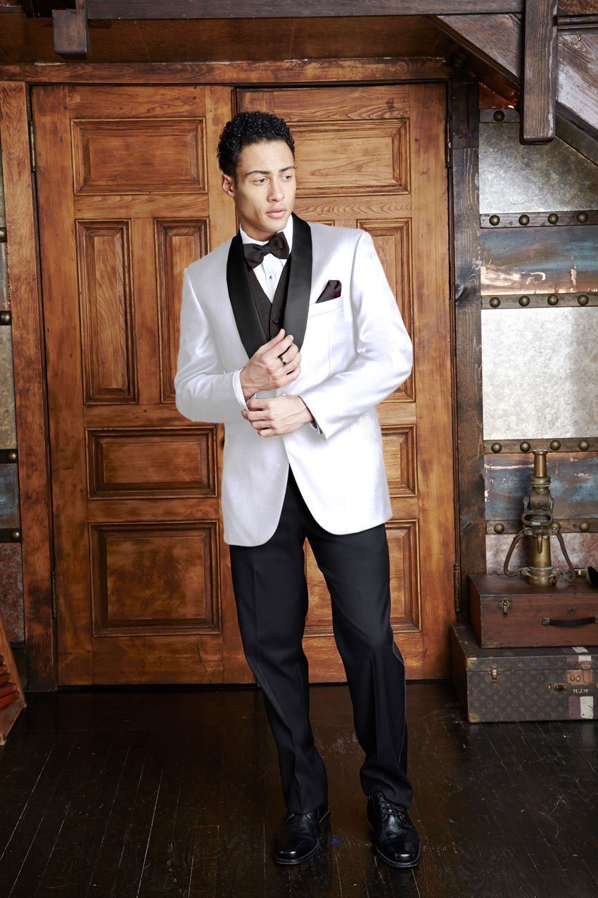 White/Ivory Tuxedos & Suits