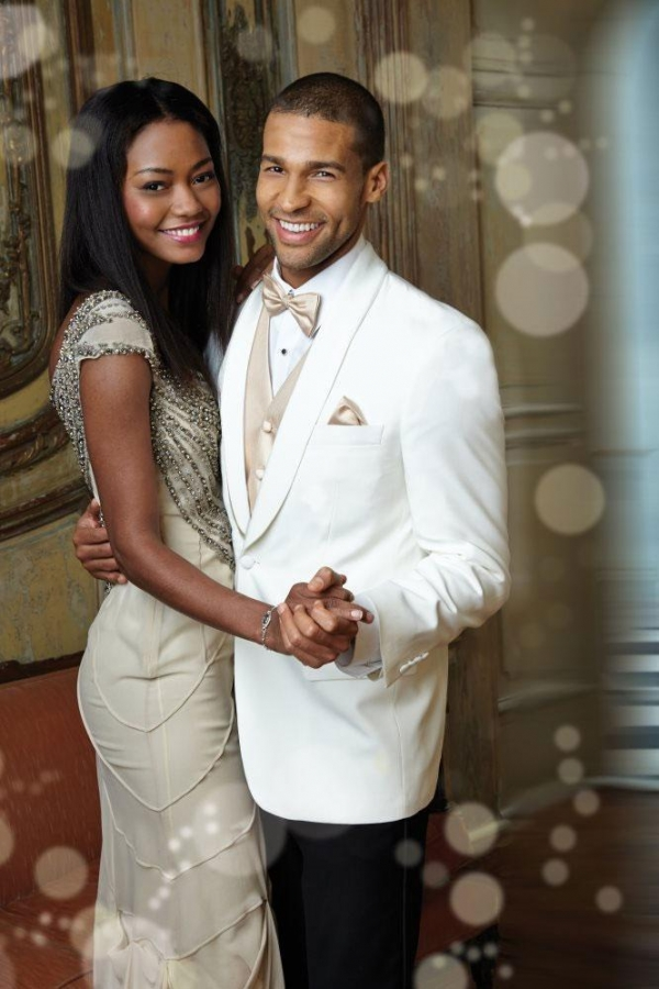 Hamilton Light Ivory Dinner Jacket