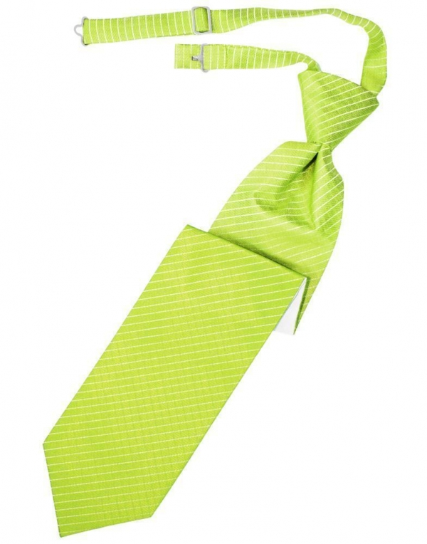 Lime Palermo Windsor Tie
