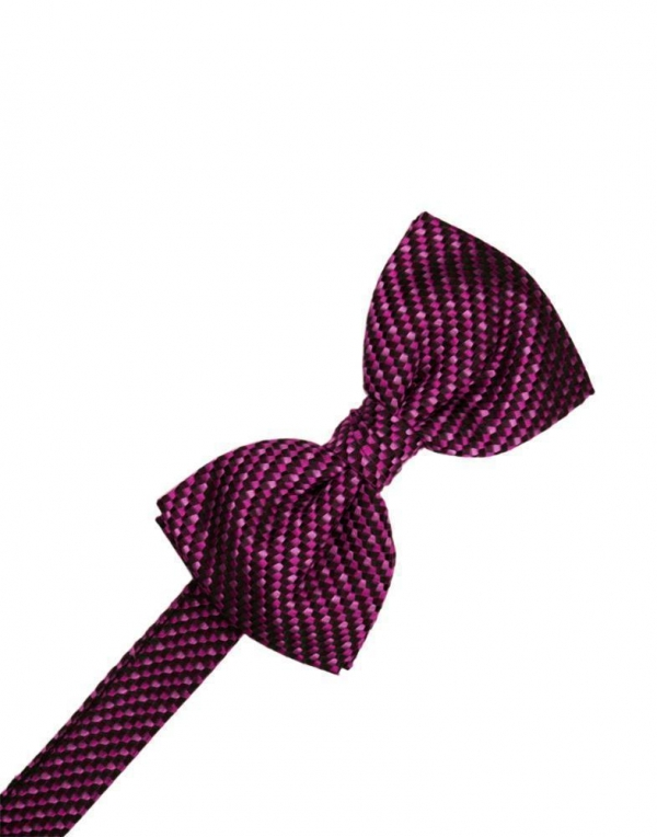 Heather Venetian Bow Tie