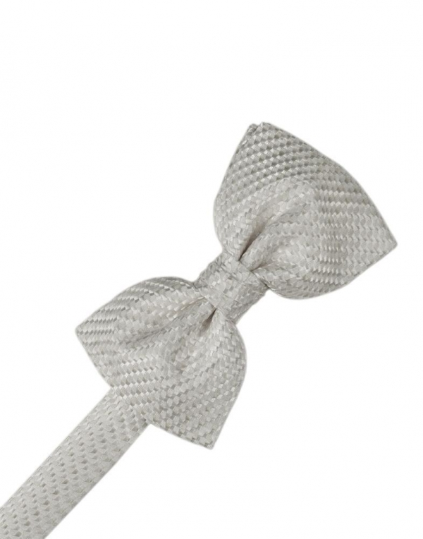 Powder Blue Venetian Bow Tie
