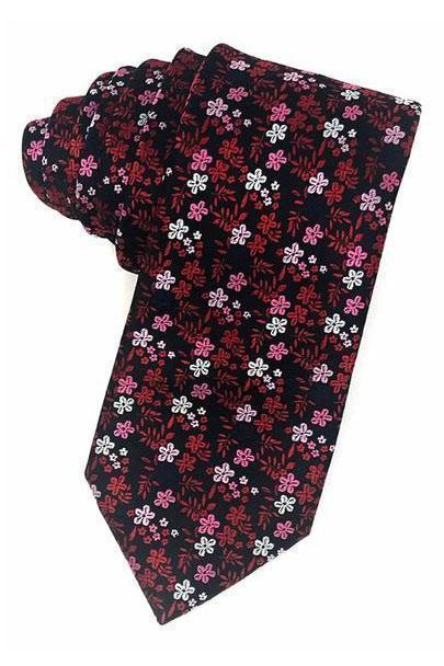 Red Enchantment Necktie